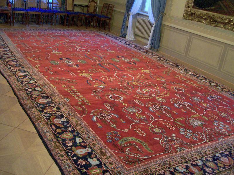Orientteppiche Reinigen Traditionell In Persischer Art Handwasche